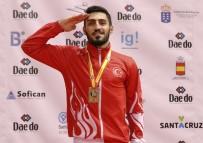 KARİYER ZİRVESİ - Alpaslan Yamanoğlu, Dünya Şampiyonu Oldu