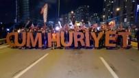 GAMZE AKKUŞ İLGEZDİ - Ataşehirliler Cumhuriyet Coşkusunu MFÖ Konseri İle Kutladı