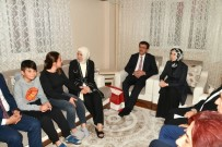 UZMAN JANDARMA - Bakan Zeybekci Ve Bakan Kaya'dan Şehidin Ailesine Ziyaret