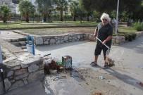 BITEZ - Balık Ağlarıyla Denizden Çöp Topladılar