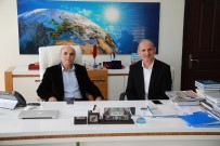 SU ARITMA TESİSİ - Başkan Keleş, Başbakan Başdanışmanı Akça'yı Ağırladı