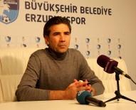 DENİZLİSPOR TEKNİK DİREKTÖRÜ - BB Erzurumspor - Denizlispor Maçının Ardından