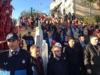 MURAT HAZINEDAR - Beşiktaş'ta 'Demokrasi Ve Cumhuriyet Anıtı' Açıldı