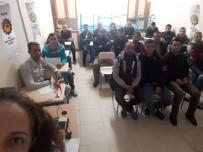 CENGIZ ŞAHIN - Bitlis'teki 25 Hükümlüye Girişimcilik Eğitimi