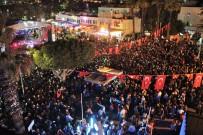 EZİLME TEHLİKESİ - Bodrumlular Meydanlara Sığmadı