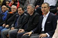 İRFAN BALKANLıOĞLU - Büyükşehir Basket Tofaş'a Mağlup Oldu