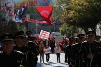TUR YıLDıZ BIÇER - CHP'den Cumhuriyet Bayramı Töreni