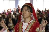 AHMET KARAKAYA - Çinli Öğrencilerden Zonguldak Yöresine Ait Halkoyunu