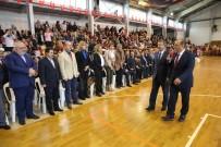 ÖMER KARAMAN - Darıca Cumhuriyet Bayramını Kutladı