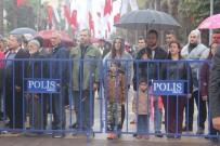 KAZıM ARSLAN - Denizli'de 29 Ekim Kutlamaları Bakan Zeybekci'nin Katılımıyla Yapıldı