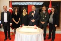GÜNAY ÖZDEMIR - Edirne'de Görkemli Cumhuriyet Resepsiyonu