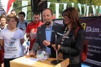 GÜNAY ÖZDEMIR - Edirne'de Sokak Basketbol Turnuvası