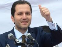 FATİH ERBAKAN - Fatih Erbakan parti kuruyor