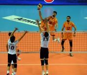HÜSEYIN KOÇ - Filede Galatasaray rahat kazandı