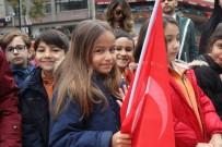 HASAN TAHSIN - Gaziosmanpaşa'da Cumhuriyet Bayramı Coşkuyla Kutlandı