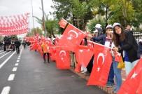 DIYARBAKıR TICARET VE SANAYI ODASı - Güneydoğu'da 29 Ekim Halaylarla Kutlandı