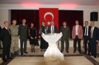 AK PARTİ İL BAŞKANI - Hakkari'de Cumhuriyet Bayramı Resepsiyonu