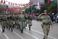 ŞEHMUS GÜNAYDıN - Isparta Cumhuriyet Bayramı Kutlamaları