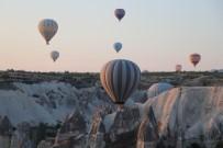 SIVIL HAVACıLıK GENEL MÜDÜRLÜĞÜ - Kapadokya'da Balon Turları İptal Edildi
