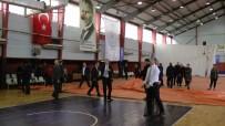 YASIN ÖZTÜRK - Kaymakam Ve Başkan Basket Yarışına Girdi