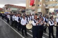Keskin'de Davullu Zurnalı Cumhuriyet Kutlaması