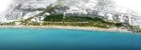 KONYAALTI SAHİLİ - Konyaaltı Sahil Projesi Beach Park'tan Başladı