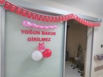 DİŞ FIRÇASI - Lösemili Çocukların 29 Ekim Cumhuriyet Bayramı Coşkusu