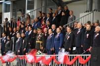 KOMPOZISYON - Maltepe'de Cumhuriyetin 94'Üncü Yılı Davullarla Kutlandı