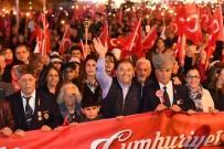 SEÇİLME HAKKI - Maltepe'de Görkemli Cumhuriyet Şöleni