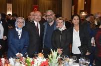 DEMOKRATİKLEŞME - Mardin'de Cumhuriyet Bayramı Resepsiyonu
