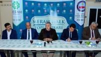 RESUL ÇELIK - Meram'da Halk Toplantıları Devam Ediyor