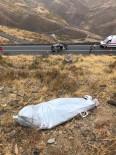 Otomobil Şarampole Devrildi Açıklaması 1 Ölü, 5 Yaralı