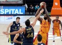 SINAN GÜLER - Potada Derbi Fenerbahçe'nin