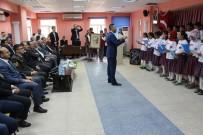 AHMET GAZI KAYA - Samsat'ta 29 Ekim Coşkusu
