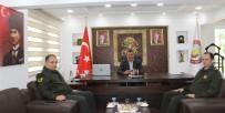 Seydişehir Askerlik Şubesi Başkanından, Mehmet Tutal'a Veda