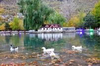 KUĞULU PARK - Seydişehir Kuğulu Park'ta Kartpostallık Görüntüler