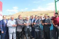 Seydişehir Ortakaraören Mahallesinde Sentetik Çim Saha Açılışı