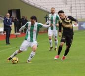 MEHDI - Süper Lig Açıklaması Atiker Konyaspor Açıklaması 0 - Osmanlıspor Açıklaması 0 (İlk Yarı)