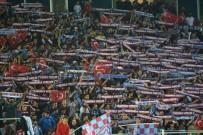 HAKAN YEMIŞKEN - Süper Lig Açıklaması Trabzonspor Açıklaması 0 - Galatasaray Açıklaması0 (İlk Yarı)
