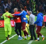 HAKAN YEMIŞKEN - Süper Lig Açıklaması Trabzonspor Açıklaması 2 - Galatasaray Açıklaması 1 (Maç Sonucu)