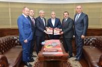 HÜSAMETTIN ÇETINKAYA - Tarım Bakanı 'Domatexpo'ya Gelecek