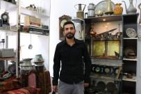 ERMENILER - Topladığı Antikalardan Kişisel Müze Oluşturdu