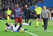 HAKAN YEMIŞKEN - Trabzon'da 3 Gol 3 Kırmızı