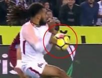HALIS ÖZKAHYA - Trabzon'da penaltı tartışması!
