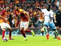 OLCAY ŞAHAN - Galatasaray, Trabzon'da dağıldı
