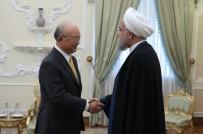 ALİ EKBER SALİHİ - UAEK Başkanı İran'da