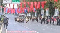 MUSTAFA ÇALIŞKAN - Vatan Caddesi'nde 29 Ekim Coşkusu