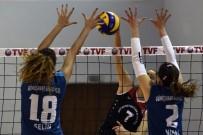 Voleybol Bayanlar 1. Lig Açıklaması Gümüşhane Bld. Gençlerbirliği Açıklaması 2 - Samsun BŞB Anakent  Açıklaması 3