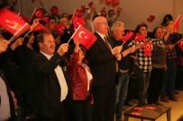 İZMIR MARŞı - YKSM'de Coşkulu 'Cumhuriyet Konseri'
