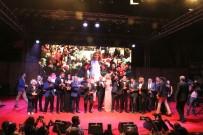 BURCU KIRATLI - 1. Altın Badem Ödülleri Sahiplerini Buldu
